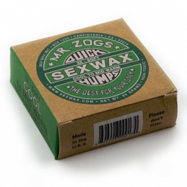 Mr.Zogs SEX WAX (3x) Cold 14-23 graden