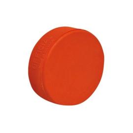 IJshockey puck official clean orange 280 gram