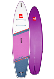 """RED PADDLE SPORT 11'3"""" SE 2021 purple Sup Inflatable"""