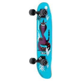 """DB Longboards Mendez Cobra Mini Cruiser 27"""" Skateboard complete"""
