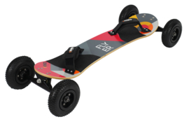 KHEO Flyer V2 mountainboard 8 inch wheels