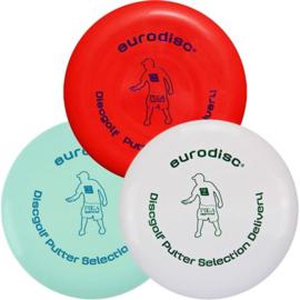 Eurodisc Discgolf Putter High Quality