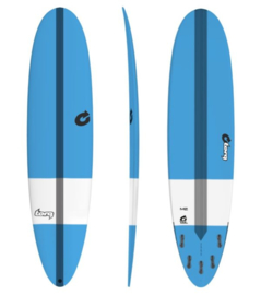 "7'6"" TORQ M2 TEC surfboard (boardcollor blue)"