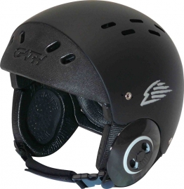 Gath Convertible helm black