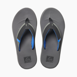 REEF Fanning LOW grey / blue