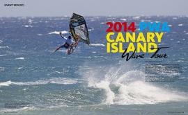 PWA 2014 final wave Gran Canaria