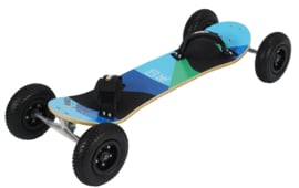 KHEO Core V2 mountainboard 8 inch wheels