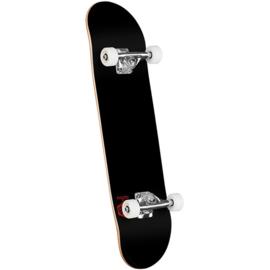 Mini Logo Chevron Complete Skateboard Shape 242 Solid Black 8.0