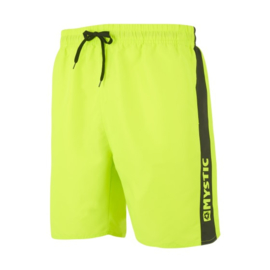 MYSTIC Brand Swimshort flash yellow