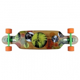 Riviera Evolution Drop Through  Complete Longboard