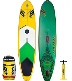 "NAISH Crossover Air 11'0"" inflatable sup + windsurfen"