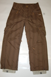 Animal Summit Pant brown/striped