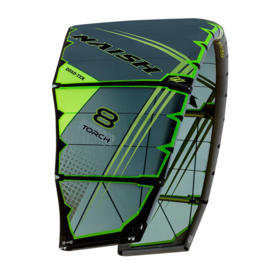 NAISH 2017 Torch met ESP kite
