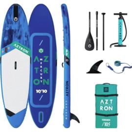 "AZTRON Mercury 10'10"" opblaas supboard"