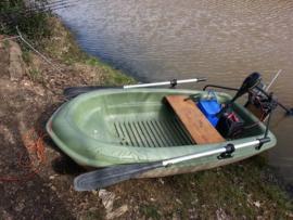 Bic Sportyak roeiboot 213 green