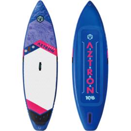 "AZTRON Terra 10'6"" opblaas supboard set"
