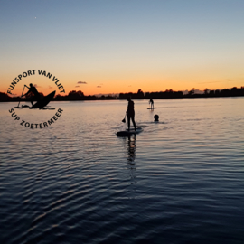FULL MOON SUP zaterdag 12 oktober 2019 start 19.30 uur