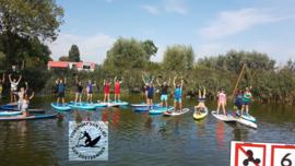 ZONDAG  SUP 13 oktober  2019 start 11.00 uur Zoetermeer