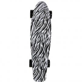 """Urban Vintage Zebra 22,5"""" skateboard"""