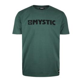 MYSTIC Brand Tee deep ocean