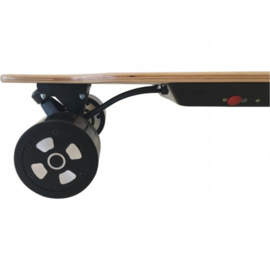 SKATEY 2800 Lithium Wood Art skateboard