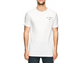 GLOBE Alfred Tee optic white