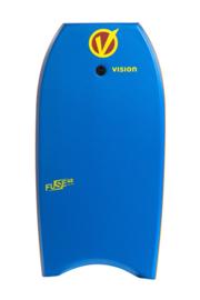 "VISION Fuse 42"" bodyboard blue/yellow"