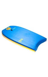 "VISION  Ultra 45""  Bodyboard blue / yellow"