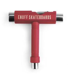 ENUFF Skatetool T-Tool red