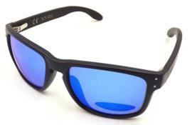 APHEX Sunglass Jive matt black frame revo blue lens