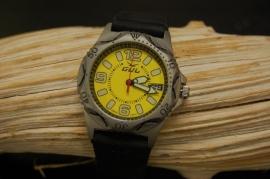GUL Aquilo 34 yellow horloge