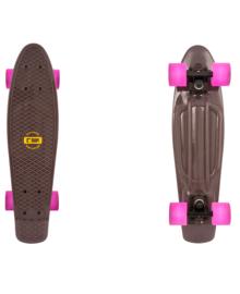 """RAM Penny Old School 22"""" Rasperry Rose skateboard"""