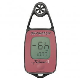 Skywatch Xplorer 4 windmeter