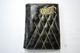 O'neill Wallet black/gold