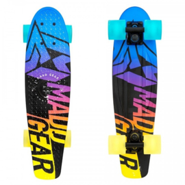 MGP Retro Mini Cruiser PENNY blue/yellow