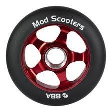 Mod 110mm Wheel Super Light  red