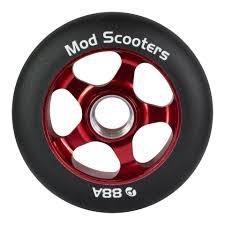 Mod 110mm Wheel Super Light  red
