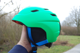 GiRO SEAM Junior Helm maat XS  52-54cm  green