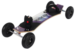KHEO Kicker V3 mountainboard 8 inch wheels