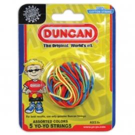 Duncan jojo touwtjes 5 stuks