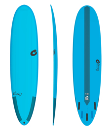 "7'0"" TORQ M2 TEC surfboard (boardcollor blue)"