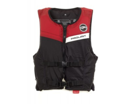 PROLIMIT Floating Vest Freeride WAIST red