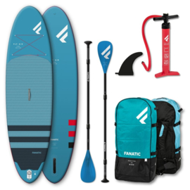 """FANATIC Fly Air Pure complete SUP set 10'4"""" blue"""