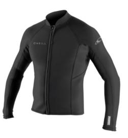 ONEILL Reactor-2  1,5mm Front Zip Jacket black
