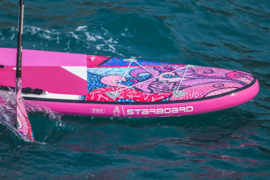 """STARBOARD inflatable iGO 11'2 x 32"""" Sun Deluxe (Tikhine)"""