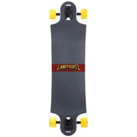 "Landyachtz Longboard Switchblade 36"" complete"