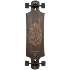 """Landyachtz Drop Hammer Walnut Complete 36'5"""" Longboard"""