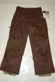 686 Ace Kings Vent Pant brown