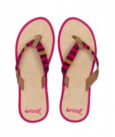REEF Guatemalan tamari/pink