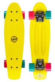 """NIJDAM  Penny skateboard 22'5"""" flipgrip"""